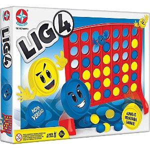 Jogo - Lig 4 - Estrela
