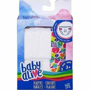 Baby Alive Kit de Fralda