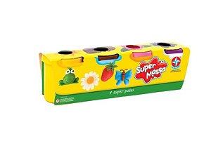 Super massa - 4 Super potes