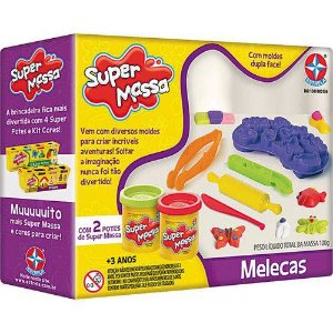 Super Massa - Melecas