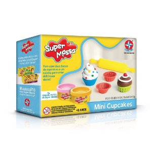 Super Massa - Mini Cupcakes