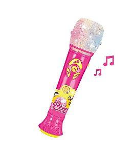 Microfone Top na balada