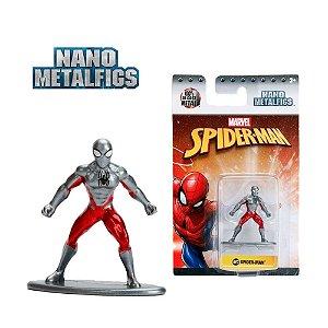 Mini Figuras Metal Nano Metalfigs Marvel Avengers Kit 7 und