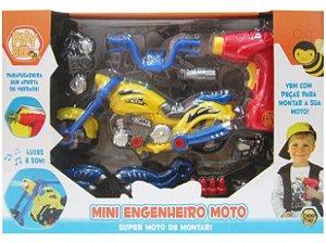 Mini engenheiro - Moto