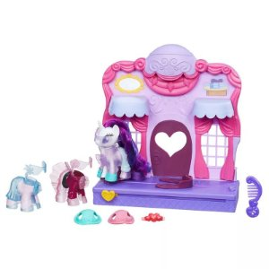 Conjunto My Little Pony Boutique de Moda Rarity