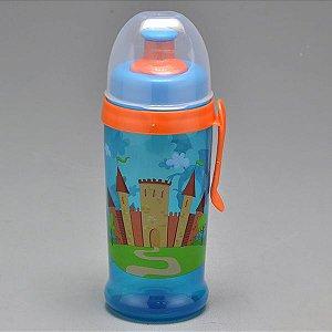 Copo Infantil Multikids Squeeze Azul
