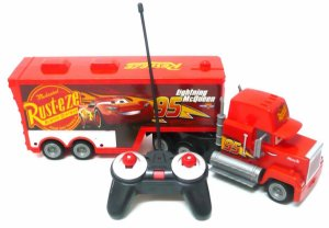 Mack Transporter - Controle remoto