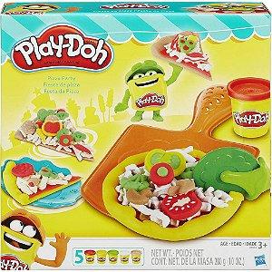 Conjunto Festa da PIzza - Play Doh