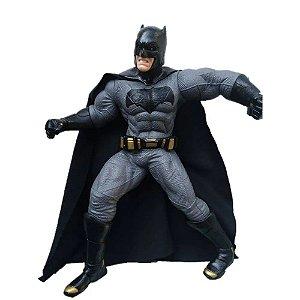 Boneco Dc Herói Batman Liga da Justiça Mimo 50CM