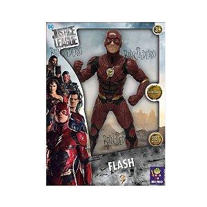 Boneco Flash Liga da Justiça 50CM Articulado - Mimo