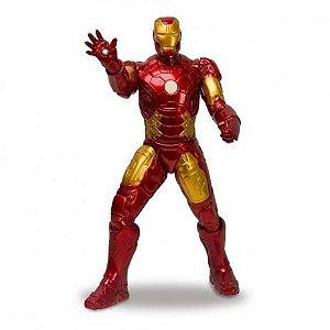 Boneco Gigante Avengers Homem de Ferro 50CM Marvel Vingadores