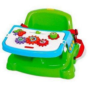 Cadeira Didática Poliplac Verde
