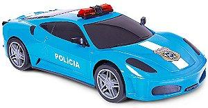 Carro de Polícia Sport Car Poliplac