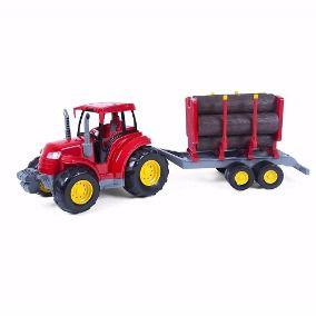 Trator Transportador de Tora Agromax Poliplac Sortido