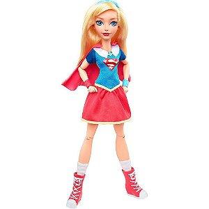 Boneca DC Super Hero Girls - SuperGirl 28 CM