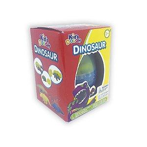 Massinha Dino Moldável Ovo com Moldes