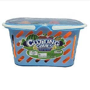 Cesta de frutas para cortar CUTTING GAMES