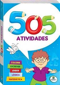 LIVRO - 505 ATIVIDADES