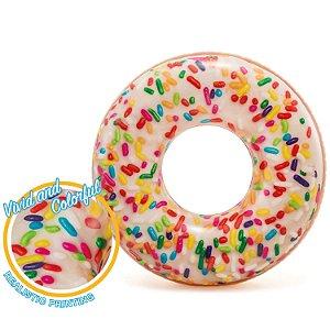 Boia Rosquinha confetes Donut INTEX