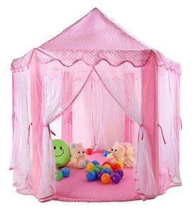 Barraca Infantil Tenda Infantil Castelo Cabana para Crianças