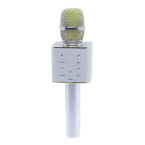 Microfone Karaokê Bluetooth Videokê Usb Youtuber