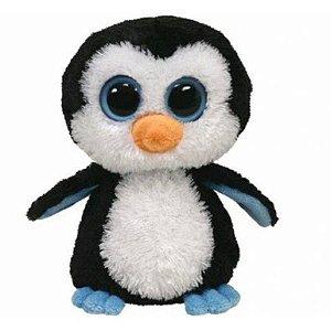 Beanie Boos - Pinguim 40 cm