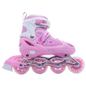 Roller Regulavel Feminino com LED, 35-38