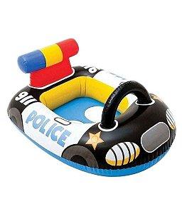 Boia com Fralda Baby Infantil Policia Piscina Intex