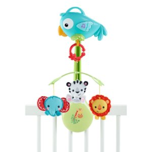 Mobile 3 Em 1  Fisher-Price Amigos Da Floresta bebe