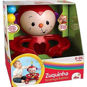 Brinquedo criança macaquinho elka Bebe encaixar