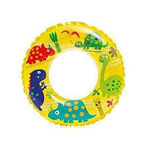 Boia inflável de Cintura Estampada Media Peixinhos 61 Cm Intex
