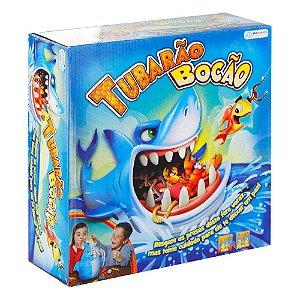 Jogo Tubarão Bocão Multikids Infantil