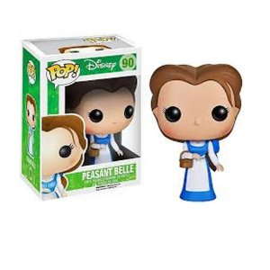 Pop Funko  Disney Camponesa Belle