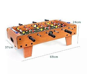 Mini Mesa Infantil De Pebolim Totó Brinquedo Infantil