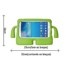 Capa Emborrachada Infantil Para Tablet