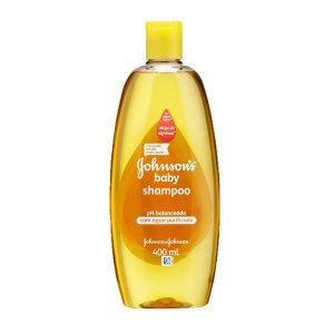 Shampoo para Bebe Johnson e Johnson Baby Normal 400ml