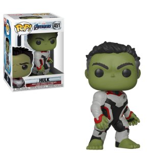 Boneco Funko Pop Hulk Avengers End Game Vingadores Ultimato 451