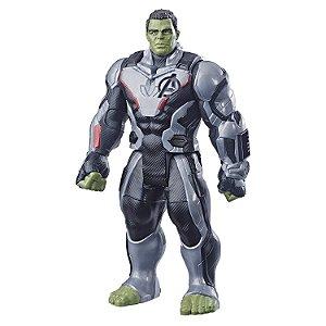 Boneco Hulk Titan Hero FX Avengers Endgame (Vingadores Ultimato) Marvel Hasbro E3304
