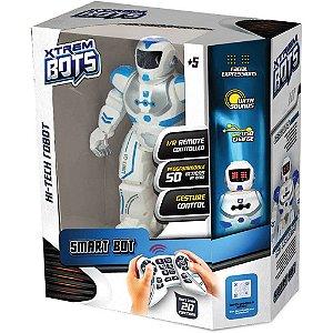 Robô com Controle Remoto Xtrem Bots Smart Bot Dança e Anda