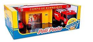 Poliposto Poliplac Posto De Bombeiro Corpo de Bombeiros