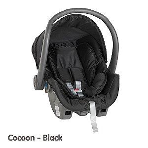 Bebê Conforto Galzerano Cocoon Preto 0 A 13 Kg