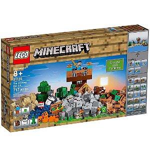 Lego Minecraft - Caixa de Criação Box 2.0  Imagine e Crie seu Jogo