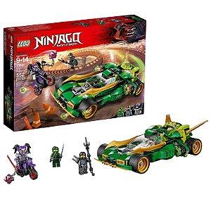 70641 Ninjago LEGO Personagens Ninja Noturno LEGO