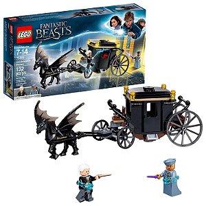 LEGO Animais Fantastic os Beasts A Fuga De Grindelwald 75951