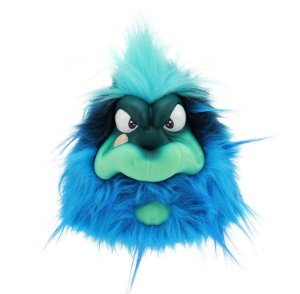 Figura Interativa Monstros Grumblies Hydro Candide Azul