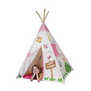 Toca Barraca Infantil Cabana Acampamento Festa do Pijama