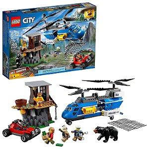Lego City Detenção Na Montanha 60173