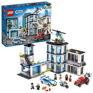 Lego City - Estação Policial - 60141