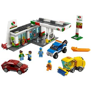 Lego City - Posto de Gasolina 60132