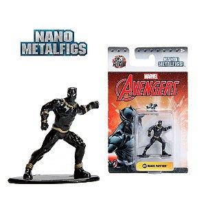 Mini Figuras Metal Nano Metalfigs Marvel Avengers 1 unidade